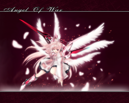 Angel of War... or something